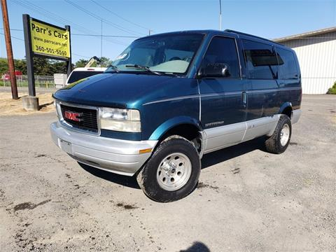 1996 GMC Safari for sale in Longview, WA