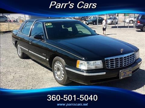 1999 Cadillac DeVille for sale in Longview, WA