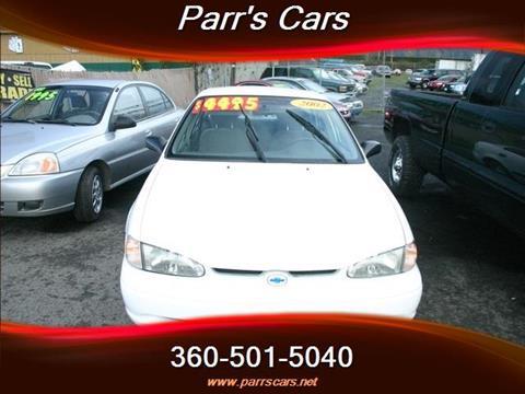 2002 Chevrolet Prizm for sale in Longview, WA