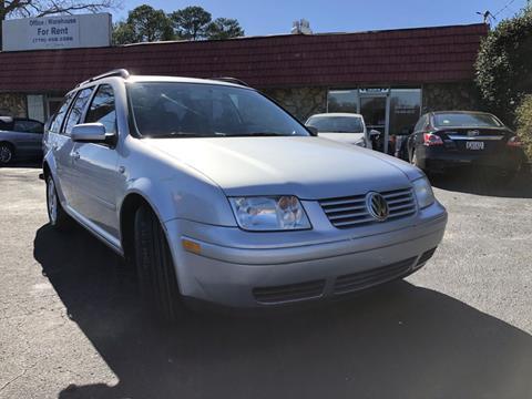 2003 Volkswagen Jetta for sale at L & M Auto Broker in Stone Mountain GA