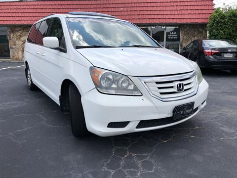 2008 Honda Odyssey for sale at L & M Auto Broker in Stone Mountain GA