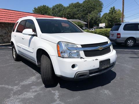2007 Chevrolet Equinox for sale at L & M Auto Broker in Stone Mountain GA