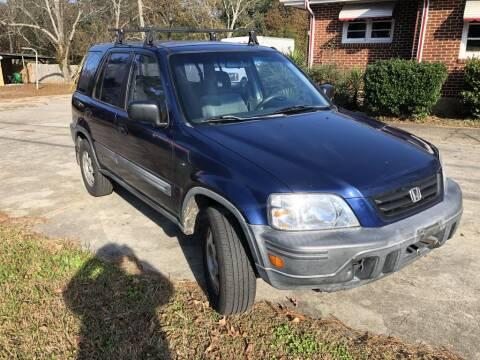 1997 Honda CR-V for sale at L & M Auto Broker in Stone Mountain GA
