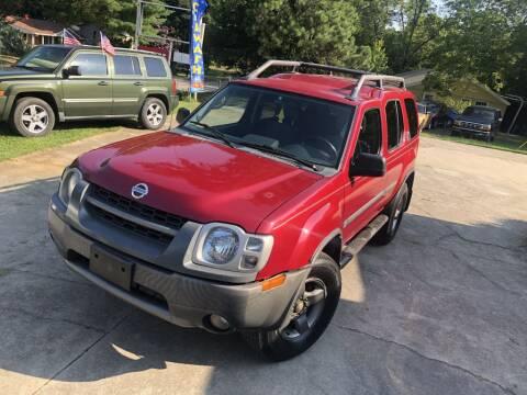 2003 Nissan Xterra for sale at L & M Auto Broker in Stone Mountain GA
