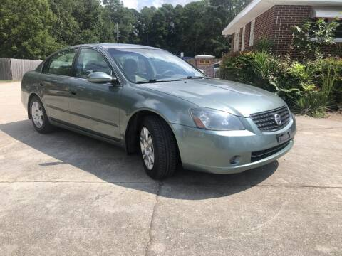 2005 Nissan Altima for sale at L & M Auto Broker in Stone Mountain GA