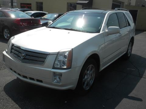 2005 Cadillac SRX for sale in Roseville, MI