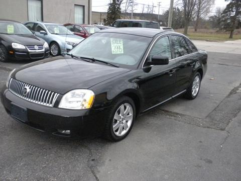 2006 Mercury Montego for sale in Roseville, MI