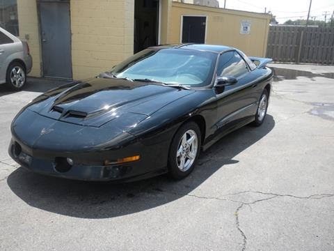 1996 Pontiac Firebird for sale in Roseville, MI