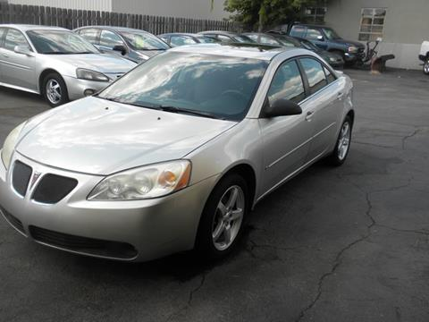 2007 Pontiac G6 for sale in Roseville, MI
