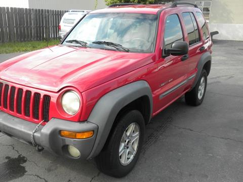 2002 Jeep Liberty for sale in Roseville, MI