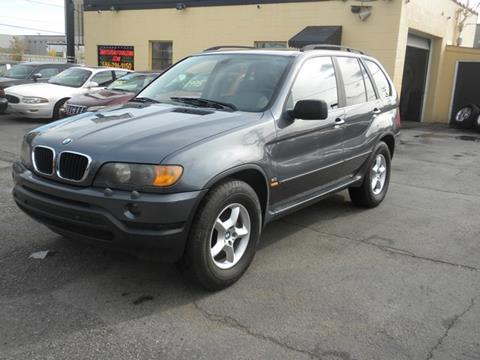 2002 BMW X5 for sale in Roseville, MI