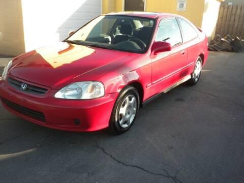 1999 Honda Civic For Sale In Roseville Mi