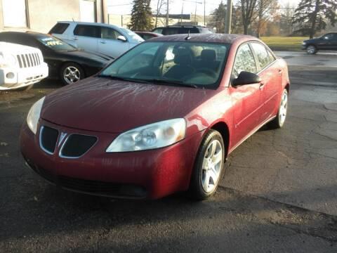 2008 Pontiac G6 for sale in Roseville, MI