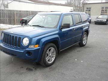 2009 Jeep Patriot for sale in Roseville, MI