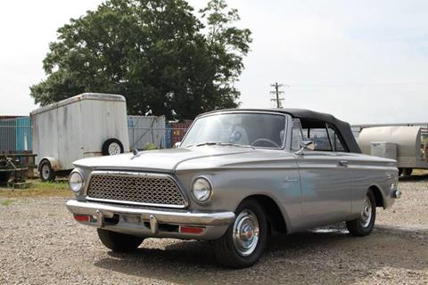 1961 AMC Rambler for sale at Bayou Classics and Customs in Parks LA