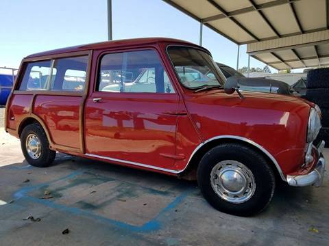 1961 Austin Mini for sale in Parks, LA