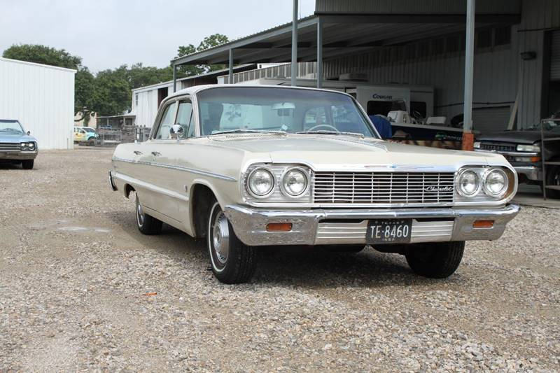 1964 Chevrolet Impala for sale at Bayou Classics and Customs in Parks LA