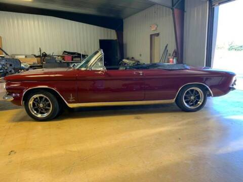 1964 Chevrolet Corvair for sale at Bayou Classics and Customs in Parks LA