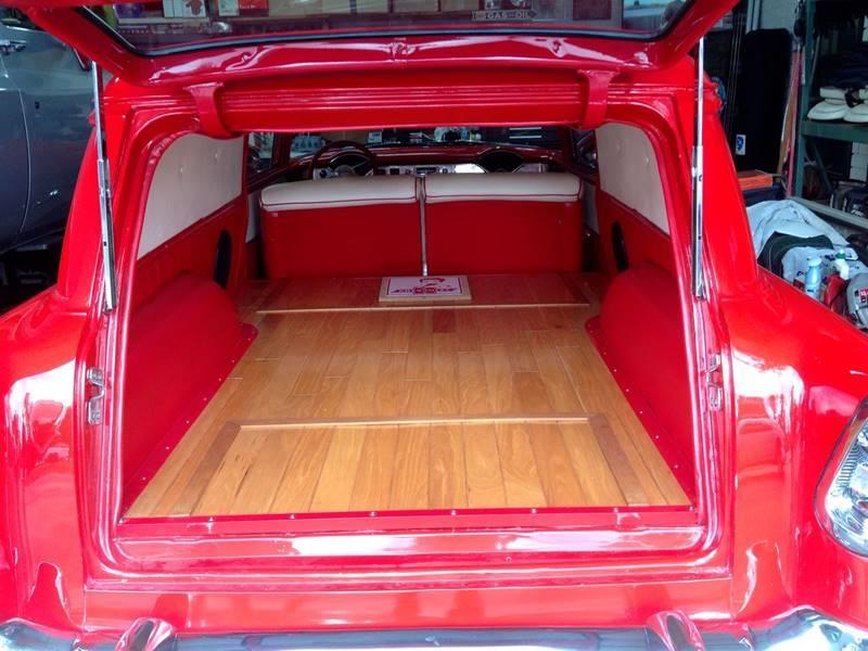 1956 Chevrolet Sedan Delivery In Parks LA - Bayou Classics