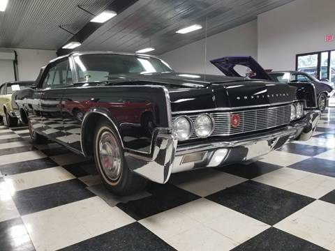 1967 Lincoln Continental for sale at Bayou Classics and Customs in Parks LA