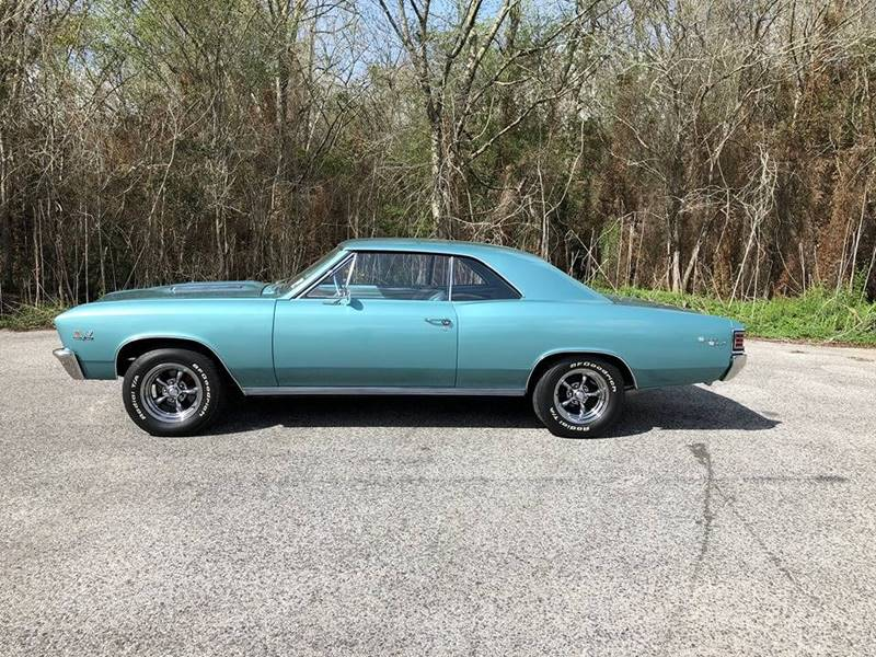 1967 Chevrolet Chevelle for sale at Bayou Classics and Customs in Parks LA