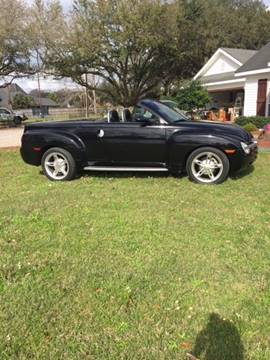 2004 Chevrolet SSR for sale at Bayou Classics and Customs in Parks LA