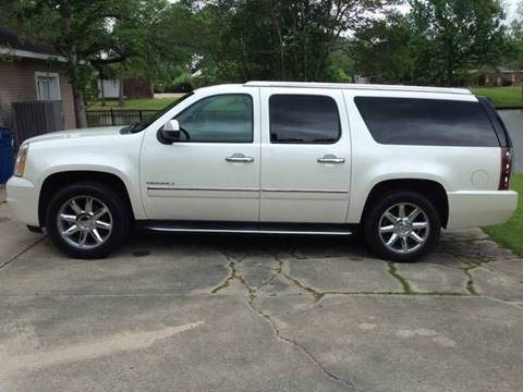 2011 GMC Yukon for sale at Bayou Classics and Customs in Parks LA