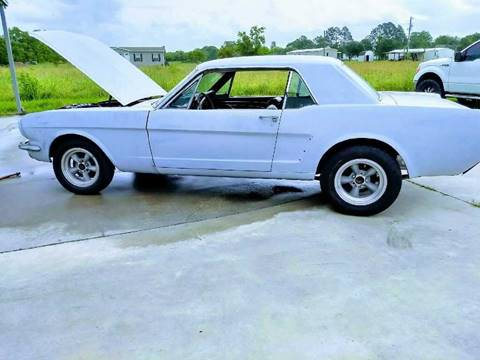 1966 Ford Mustang for sale at Bayou Classics and Customs in Parks LA