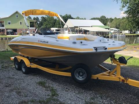 2011 Tahoe Fish/Ski Boat for sale at Bayou Classics and Customs in Parks LA