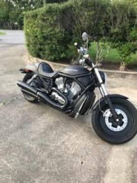 2002 Harley-Davidson VRSCA