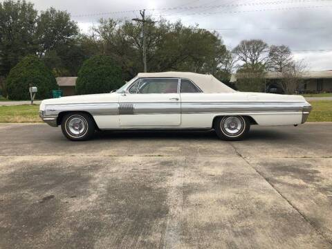 1962 Oldsmobile Starfire for sale at Bayou Classics and Customs in Parks LA