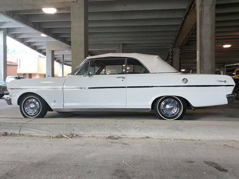 1963 Chevrolet Nova for sale in Parks, LA