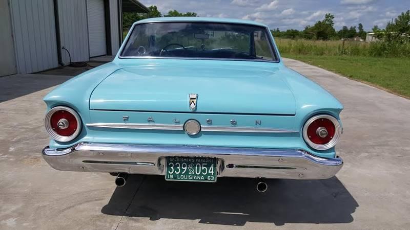 1963 Ford Falcon Sprint Sprint In Parks LA - Bayou Classics