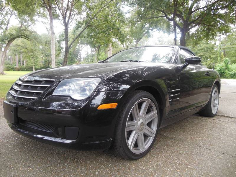 chrysler lot convertible crossfire