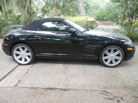 2005 Chrysler Crossfire for sale at Bayou Classics and Customs in Parks LA