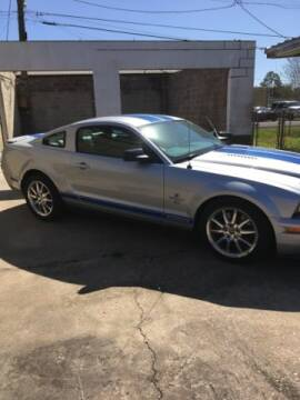 2008 Ford Mustang GT 500 KR for sale at Bayou Classics and Customs in Parks LA