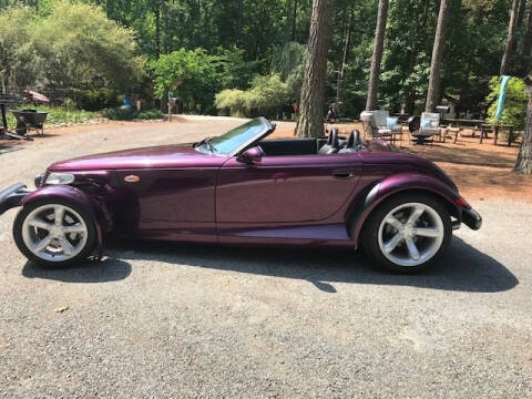 1999 Plymouth Prowler for sale at Bayou Classics and Customs in Parks LA