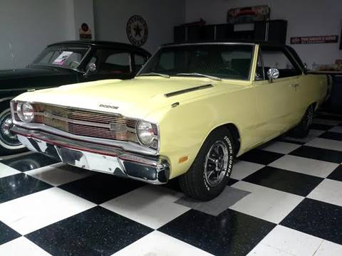 1969 Dodge Dart for sale at Bayou Classics and Customs in Parks LA