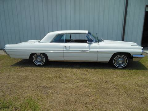 1962 Pontiac Grand Prix for sale at Bayou Classics and Customs in Parks LA