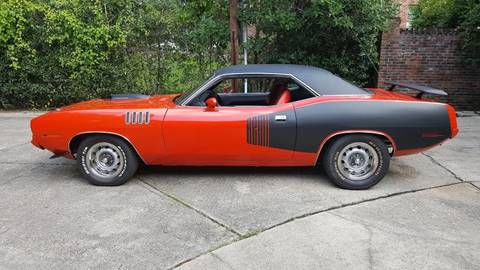 1971 Plymouth Barracuda for sale in Parks, LA