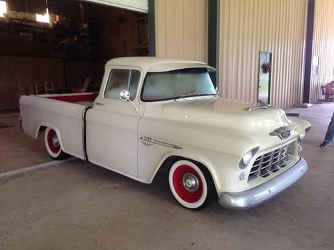 1955 Chevrolet 3100 for sale at Bayou Classics and Customs in Parks LA