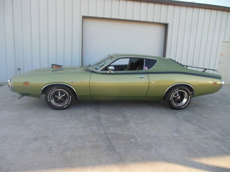 1971 Dodge Charger for sale at Bayou Classics and Customs in Parks LA