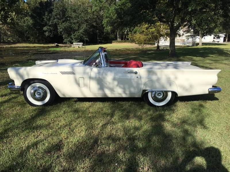 1957 Ford Thunderbird for sale at Bayou Classics and Customs in Parks LA