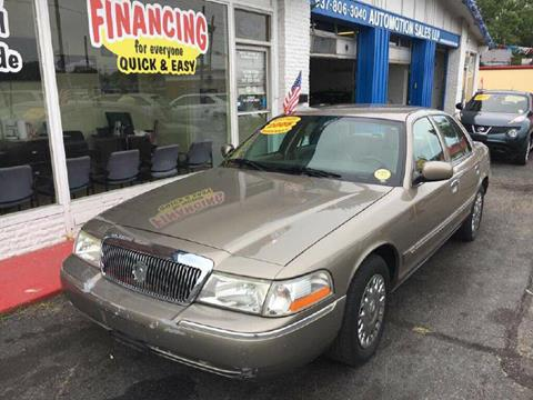 2004 Mercury Grand Marquis for sale in Franklin, OH