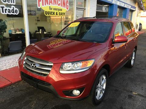 2012 Hyundai Santa Fe for sale in Franklin, OH