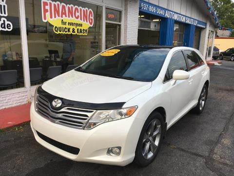 2010 Toyota Venza for sale in Franklin, OH