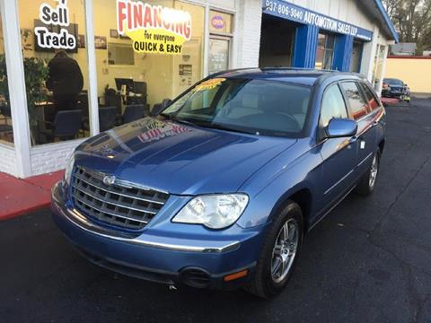 2007 Chrysler Pacifica for sale in Franklin, OH