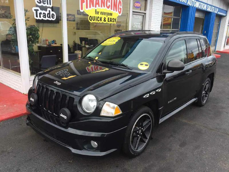 2008 Jeep Compass For Sale At AutoMotion Sales In Franklin OH