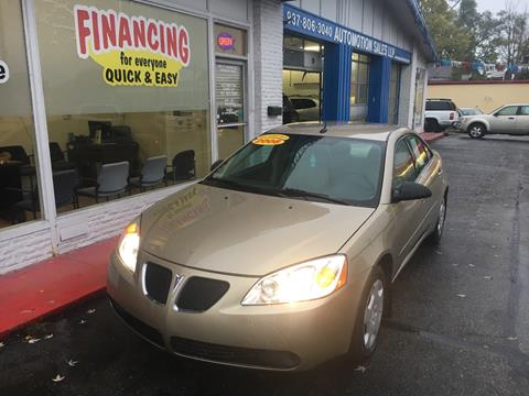 2008 Pontiac G6 for sale in Franklin, OH
