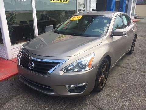 2013 Nissan Altima For Sale >> 2013 Nissan Altima For Sale In Franklin Oh